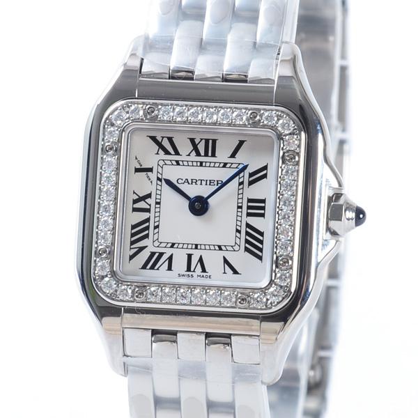 Cartier(カルティエ) パンテール ドゥ カルティエ SM Dベゼル W4PN0007 買取
