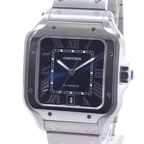 Cartier(カルティエ) サントス ドゥ カルティエ LM WSSA0013 買取