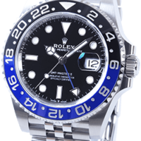 ロレックス(ROLEX) GMTマスター 126710BLNR 買取