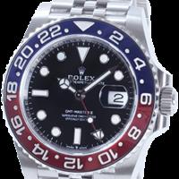 ロレックス(ROLEX) GMTマスター 126710BLRO 買取