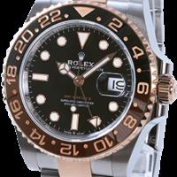 ロレックス(ROLEX) GMTマスター 126711CHNR 買取