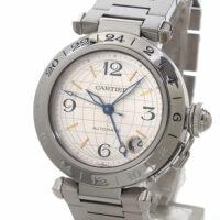 パシャC GMT W31029M7