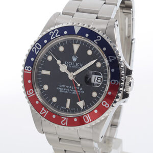 GMTマスター2 16710BL/RD