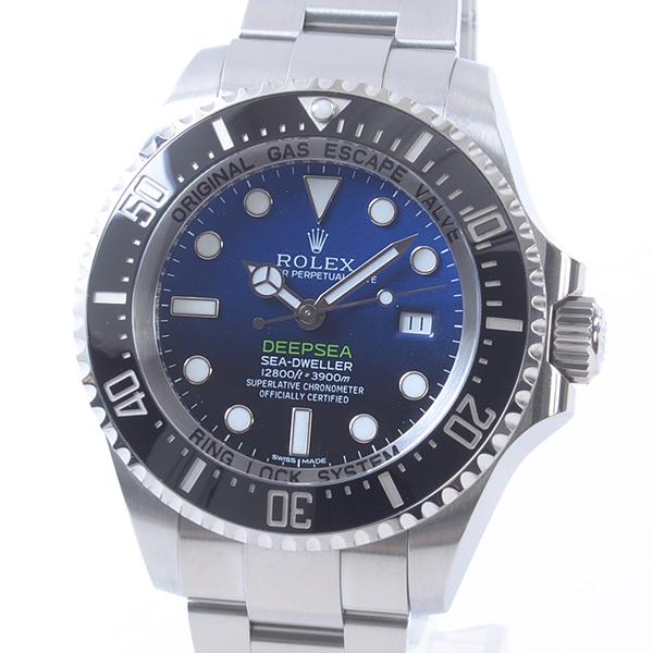 ディープシー ディープブルー 116660 D-BLUE