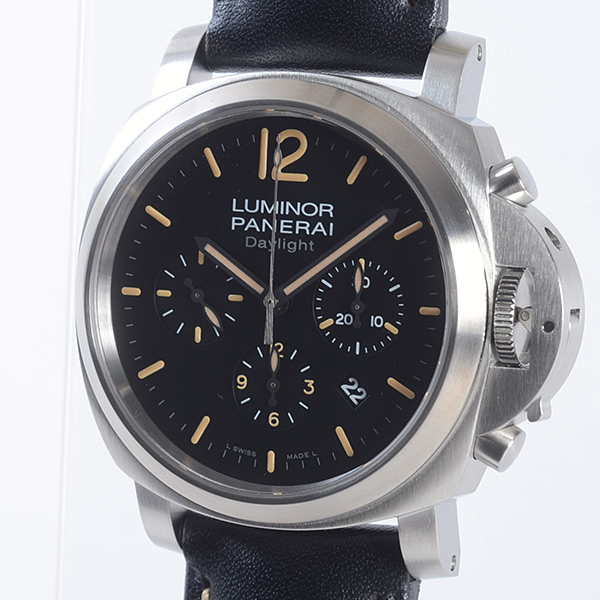 ルミノールクロノ デイライト PAM00356