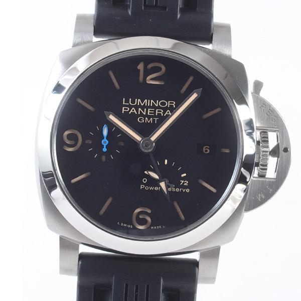 ルミノールマリーナ 1950 3DAYS GMT PAM01321