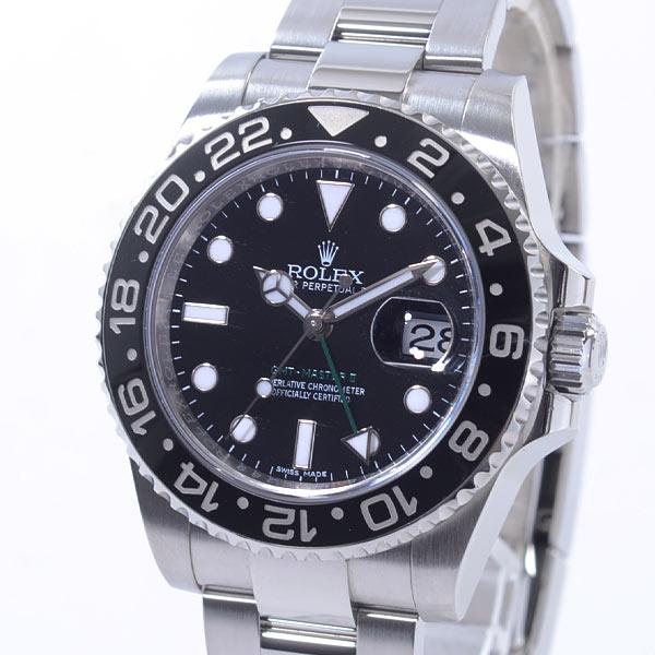 GMTマスター2 116710LN