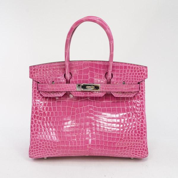 バーキン30 ピンク