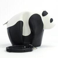 パンダミニバッグ ホワイト・ブラック