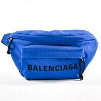ウィールベルトバッグ ブルー