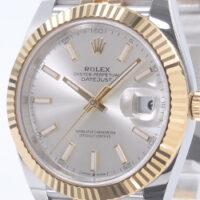 ロレックス(ROLEX) デイトジャスト 126333 買取