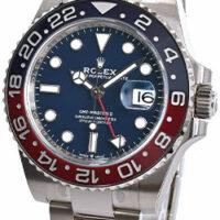 ロレックス(ROLEX) GMTマスター 126719BLRO 買取