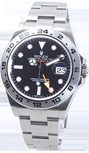 ロレックス(ROLEX)エクスプローラー2 216570 BK
