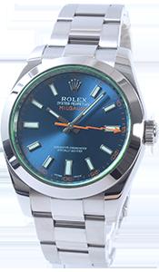 ロレックス(ROLEX)ミルガウス 116400GV BL