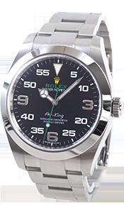 ロレックス(ROLEX)エアキング 116900 BKN
