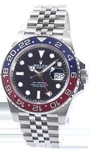 ロレックス(ROLEX)GMTマスター 126710BLRO