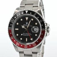 GMTマスター2 16710BK/RD