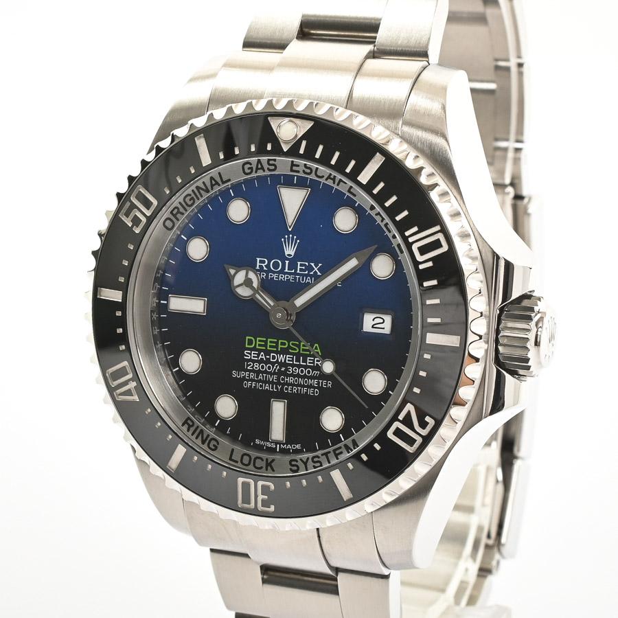ディープシー 116660 D-BLUE