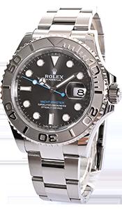 ロレックス(ROLEX)ヨットマスター 126622ダークロジウム