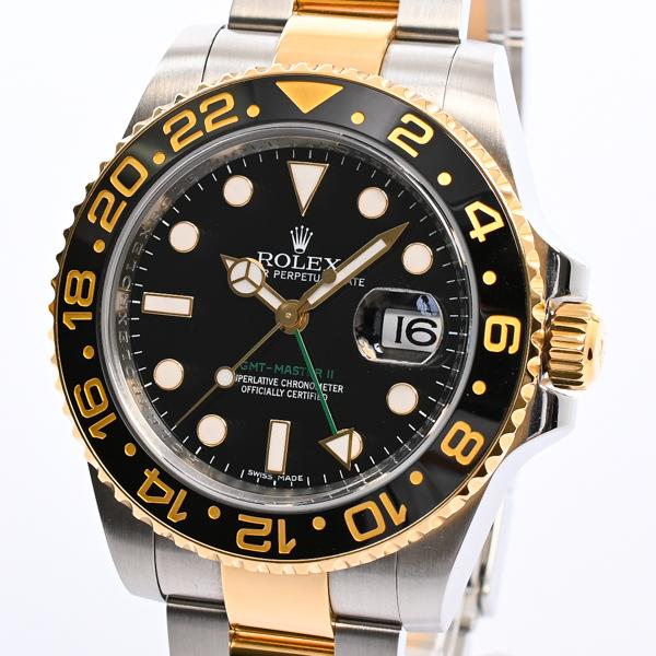 GMTマスター2 116713LN