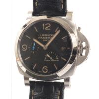 ルミノールマリーナ GMTパワーリザーブ PAM01321