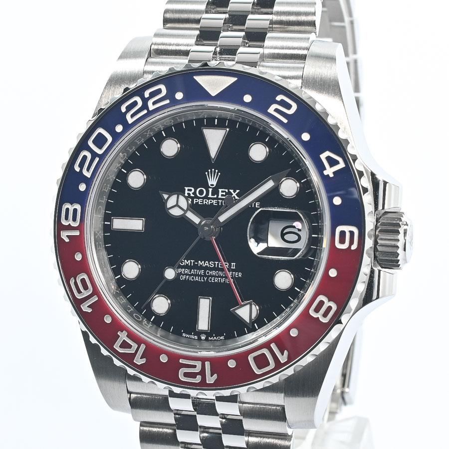 GMTマスター2 126710BLRO